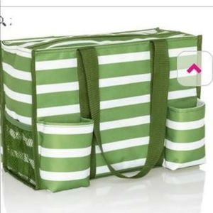 Thirty-One Gifts Zip-Top Organizing Utility Tote